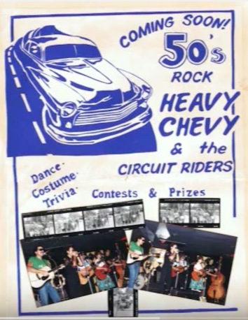 Heavy Chevy Poster