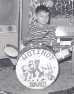 Joe - Christmas 1955